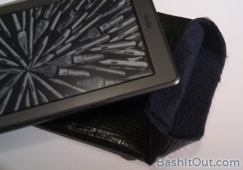 Duct Tape Kindle Case